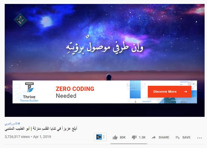 الربح من الانترنت عن طريق يوتيوب