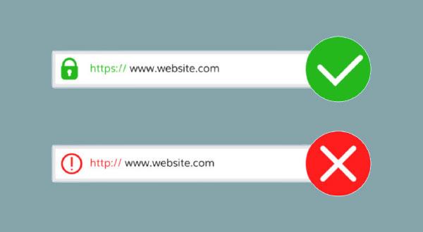 فحص شهادة الأمان للموقع ssl