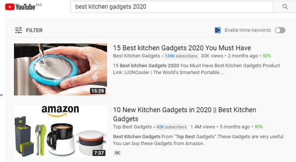 التسويق بالعمولة بالفيديو
