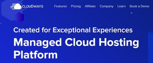 استضافة cloudways