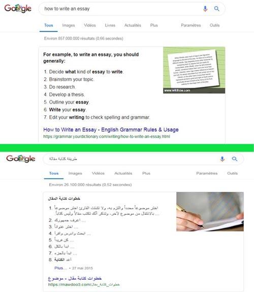 النبتش العربي والنيتش الاجنبي